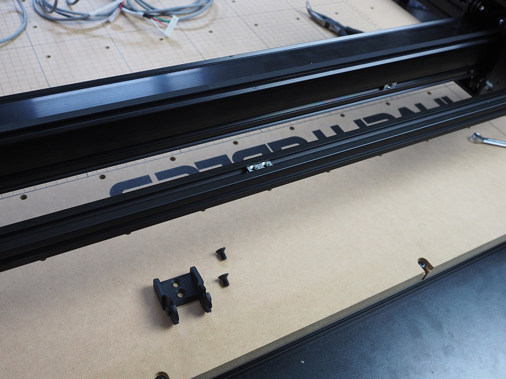 X-Carve Instructions: Wiring on